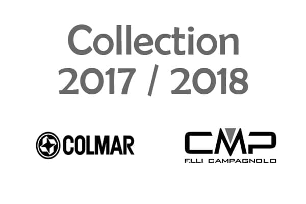 New for 2017/2018 : Colmar CMP …