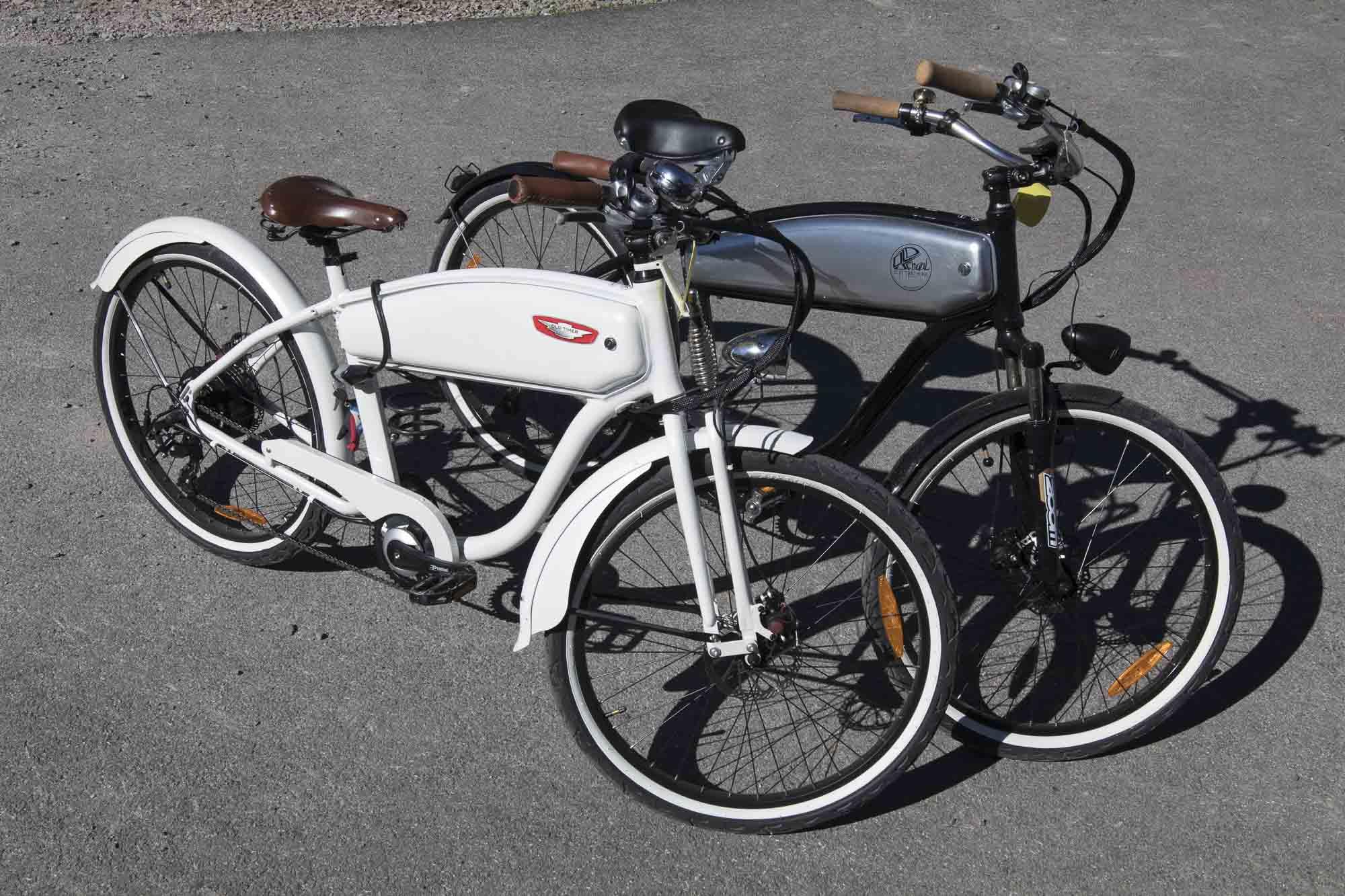 Vintage electric bike j 39 aime sport samoens - Velo electrique en solde ...